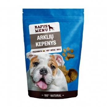 Natural Cured Horse Liver, For Allergic Dogs